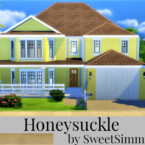 Honeysuckle Home By Sweetsimmerhomes