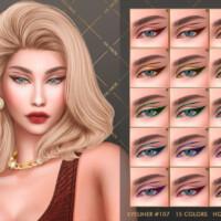Eyeliner #107 By Jul_haos