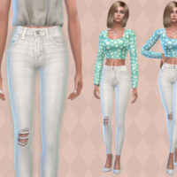 Sophia Jeans By Pipco