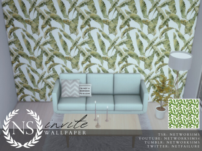 Invite Wallpaper By Networksims