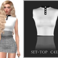 Set Top C433 By Turksimmer