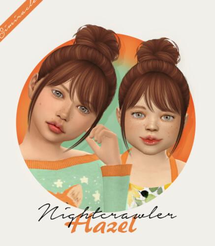 Nightcrawler Hazel Hair For Kids & Toddlers