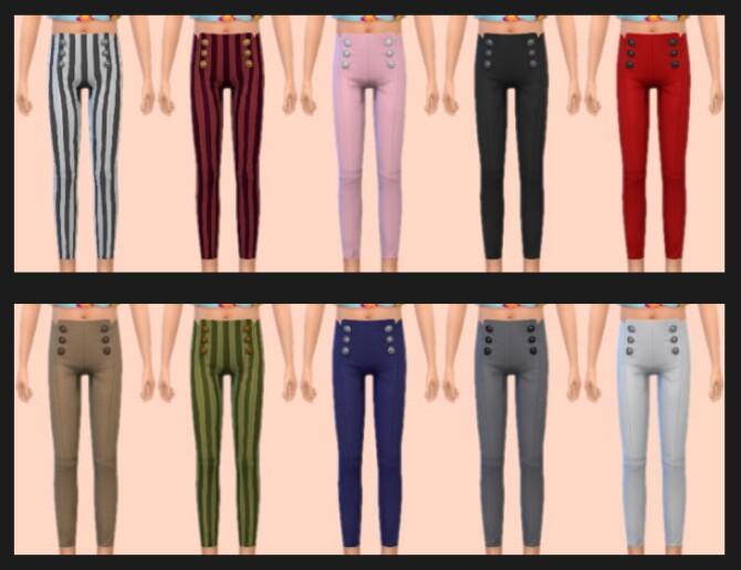 Sims 4 Shorts & Leggings for Kids at Annett's Sims 4 Welt