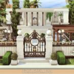Arabic Modern Villa By Mychqqq