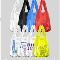 Plastic Bag Clutter & Accessory