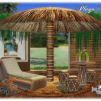 Playa Azul Garden By Jomsims
