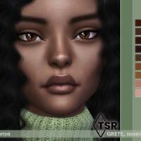Nosemask Grete By Soloriya