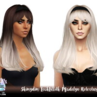Leahlillith Madelyn Hair Retexture + Ombre