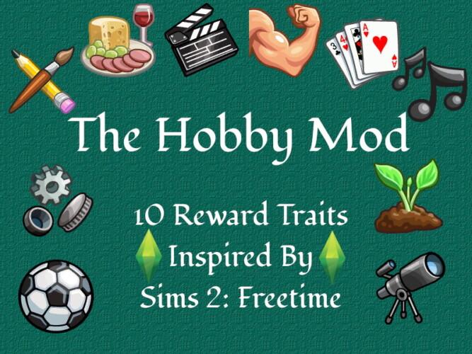 The Hobby Mod By Missyhissy