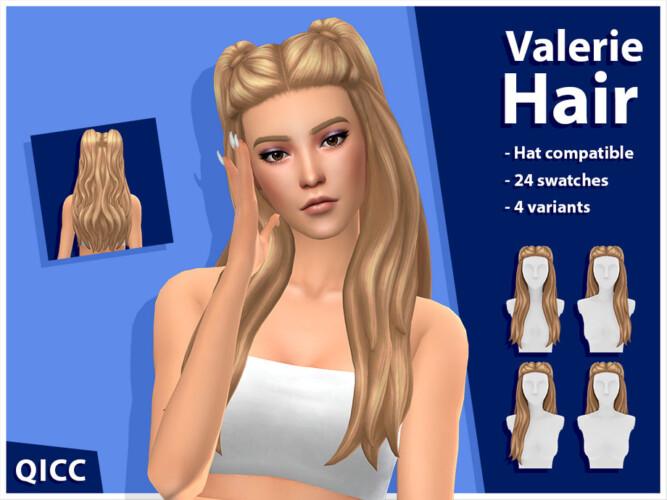Valerie Hair Set By Qicc