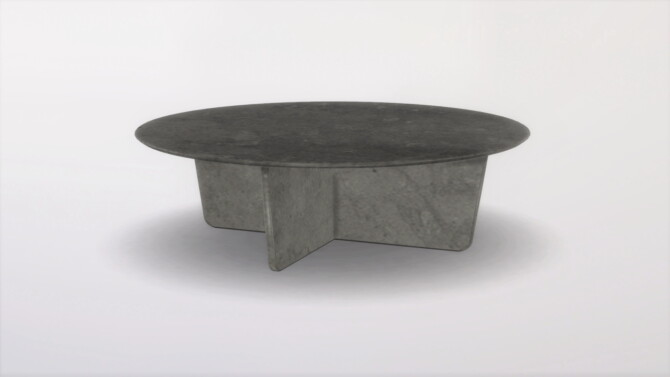 Sims 4 TABLEAU COFFEE TABLE at Meinkatz Creations