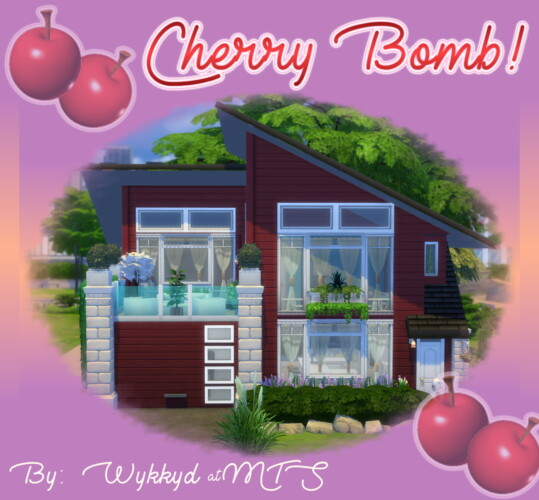 Simple But Sweet… Cherry Bomb By Wykkyd