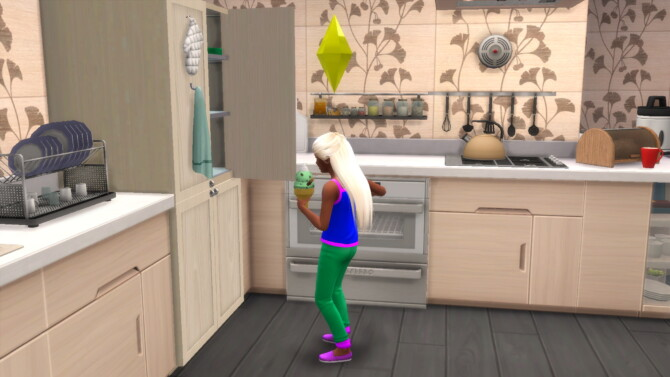 Sims 4 All Kinds of Ice Cream from the Fridge at Mod The Sims 4