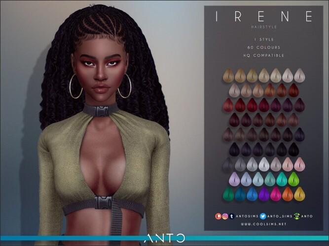 Irene Hair By Anto