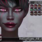 Dolly Eyes 58 Cl By Tatygagg