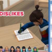 Custom Likes And Dislikes Homework And Soccer Mod