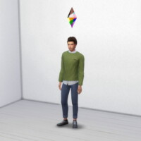 Pride Plumbob By Simmattically