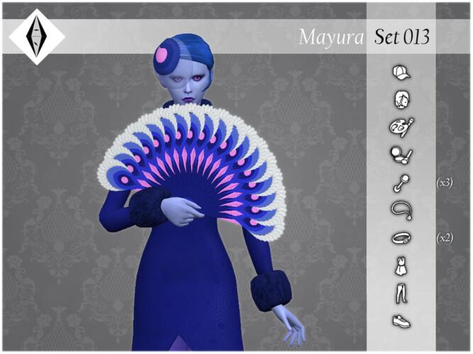 Mayura Set 013 By Aleniksimmer