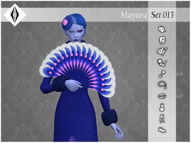 Sims 4 Mayura Set 013 by AleNikSimmer at TSR