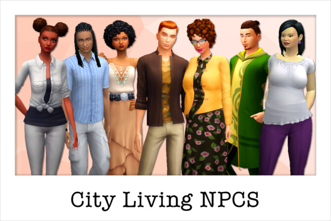 City Living Npcs