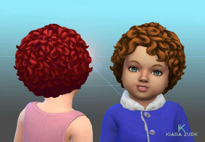 Camila Curls For Toddlers