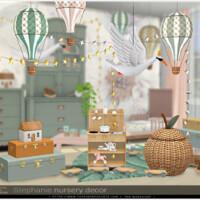 Stephanie Nursery Decor By Severinka