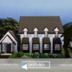Family Farmhouse By Simsbylinea