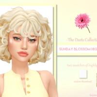 Sunday Blossom Highlights By Ladysimmer94