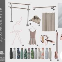 Ballet Set Part 2 By Syboubou