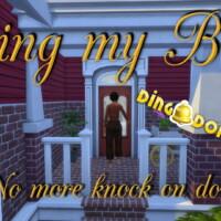Ring My Bell – Knock On Door Default Replacement