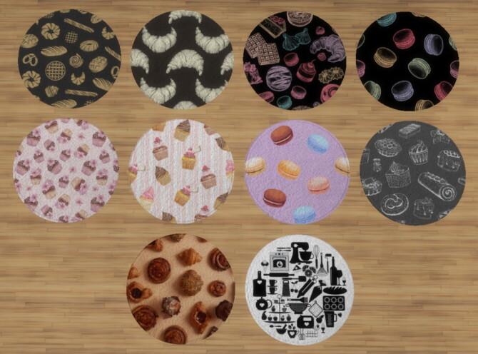 Bakery Rugs! By Applepisimmer
