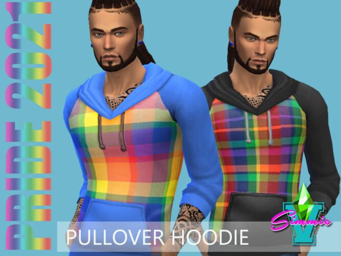 Pride21 Pullover Hoodie By Simmiev