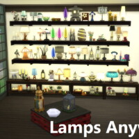 Clutter Anywhere Part Four – Lamps