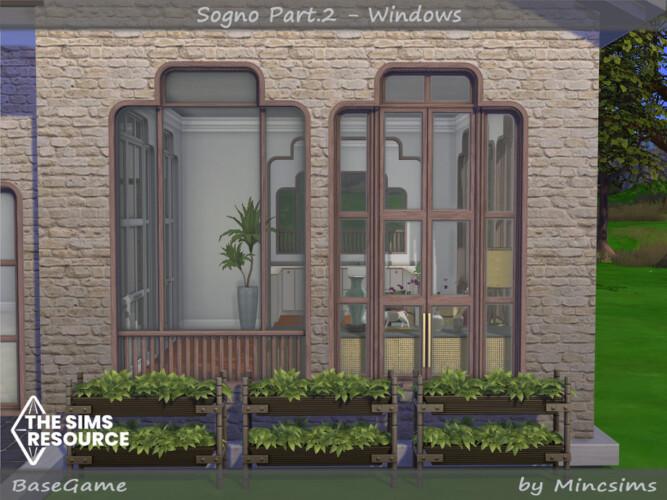 Sogno Part.2 Windows By Mincsims