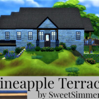Pineapple Terrace Rustic Cottage
