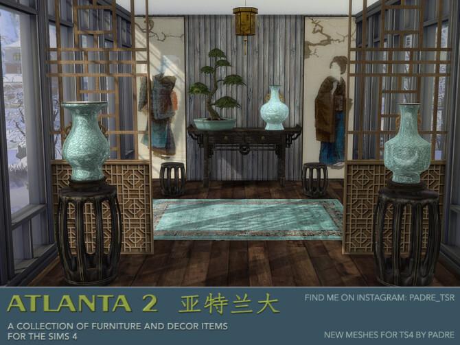 Sims 4 Atlanta 2 set by padre at TSR