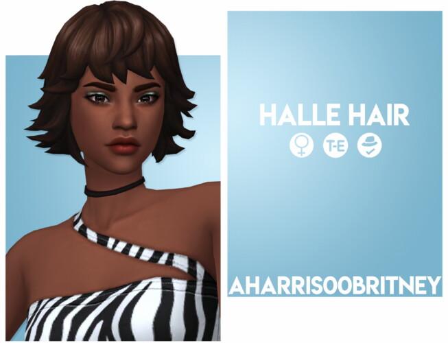 Halle Hair