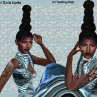 Ln Met Gala Hairstyle By Drteekaycee