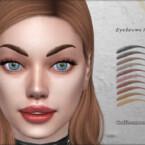 Eyebrows #7 By Coffeemoon