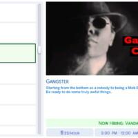 Gangster Career By Simsstories13