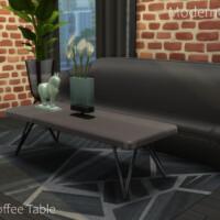 Ugway Grot Coffee Table