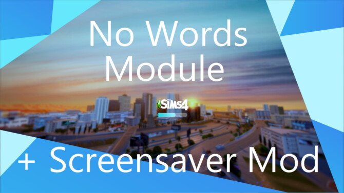 Sims 4 Loading Screen Tips Replacer Mod by thelostyou at Mod The Sims 4