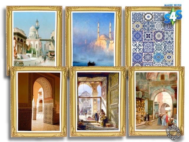Orient Paintings By Oldbox