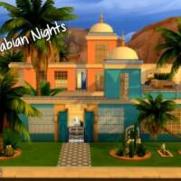 Arabien Nights By Oldbox