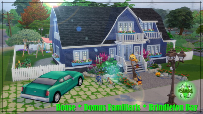 House Domus Familiaris Brindleton Bay