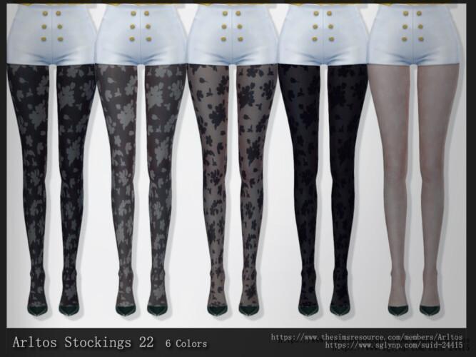 Stockings 22 By Arltos