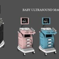 Baby Ultrasound Machine (p)