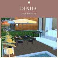Deck Floor #3