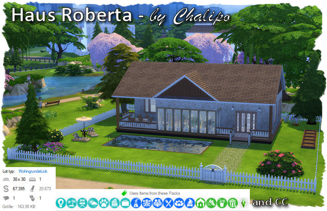 Roberta House By Chalipo