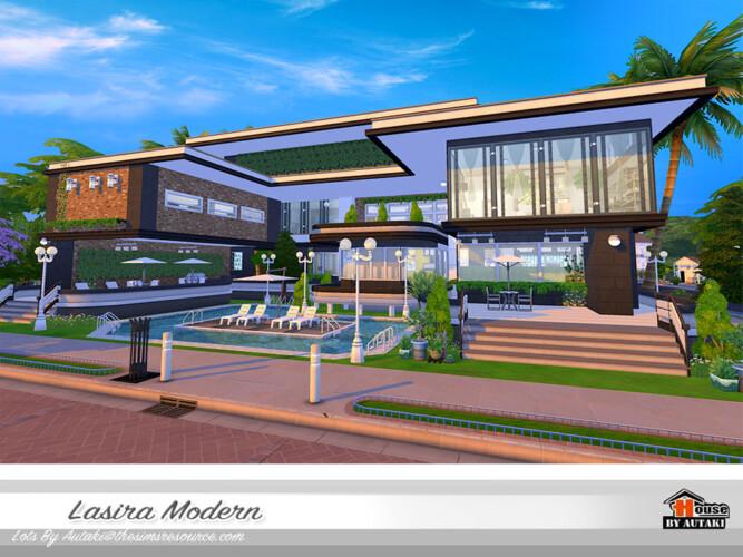 Lasira Modern Villa By Autaki